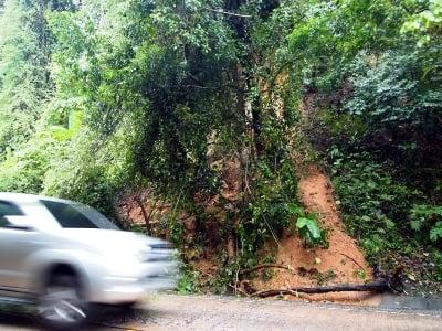More landslides strike Phuket | Thaiger