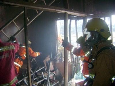 Phuket firestarter bamboozles police   The Thaiger