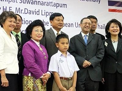 Phuket boy, 9, tops EU contest | The Thaiger