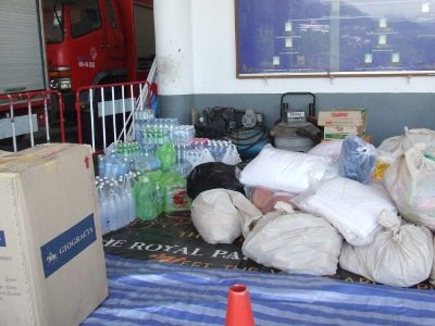 Patong disaster officers launch flood-relief campaign | The Thaiger