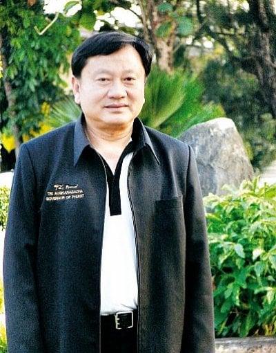 "Phuket Governor transfer rumors ""unconfirmed' | The Thaiger"