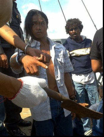 Burmese crew's mutiny-murder run ends in Phuket | The Thaiger