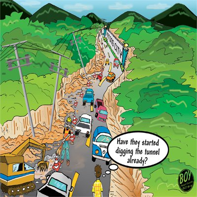 Phuket Opinion: Landslides expose greed, incompetence | Thaiger