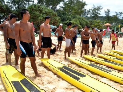 Phuket students to learn water survival skills | The Thaiger