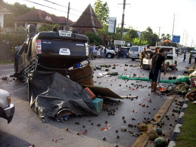 Phuket Poll: Are our roads killing us? | The Thaiger
