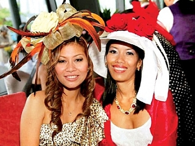 Phuket to put its hat on for the Melbourne Cup | The Thaiger
