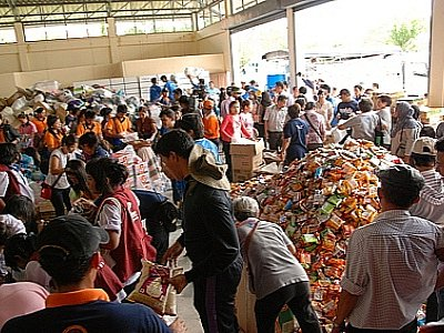 Phuket flood aid bound for Bangkok | The Thaiger