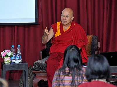 Matthieu Ricard in Phuket for Buddhist talk tomorrow | Thaiger