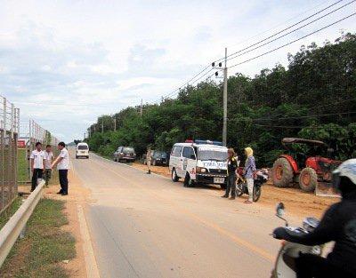 Phuket election canvasser dies in high-speed collision   The Thaiger