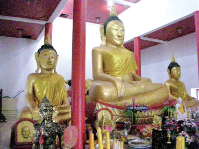 Phuket History – The legend of Wat Pranang Sang | The Thaiger