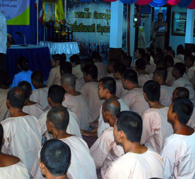 Phuket prisoners selected for 'reintegration training' | Thaiger