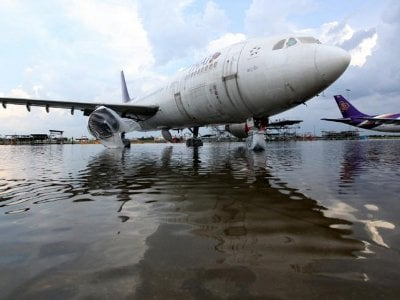 Floods force Nok Air to cancel Bangkok-Phuket flights | The Thaiger