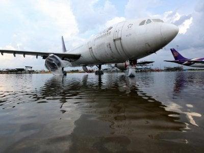 Floods force Nok Air to cancel Bangkok-Phuket flights | The Thaiger