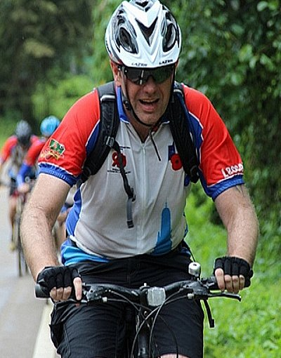 Cyclists make the Big Push for Phuket | The Thaiger
