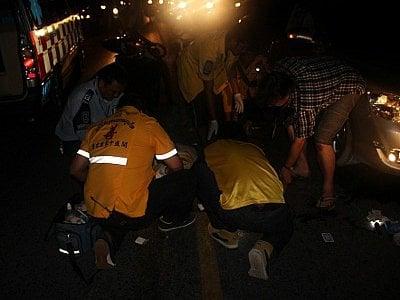 Phuket tourist mum dies, son seriously injured in motorbike accident | The Thaiger