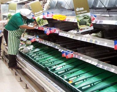 Phuket retailers scramble to stem flood shortages   The Thaiger