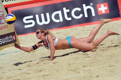 Organizers undaunted as floods cost Phuket FIVB beach volleyball 15 teams   The Thaiger
