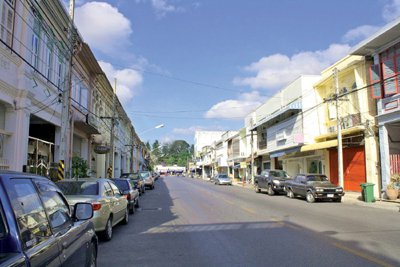 Phuket History – Kor Sim Bee's new roads | The Thaiger