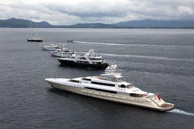 Superyachts return for Phuket Rendezvous | The Thaiger