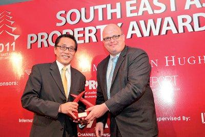 Four awards for Phuket developers   The Thaiger