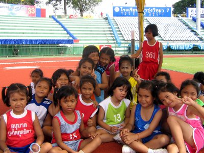 Traffic warning: Phuket Provincial Youth Games today | The Thaiger