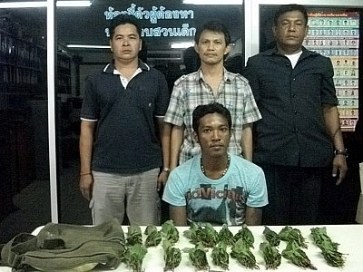 Phuket police arrest one in Burmese dope bust | The Thaiger