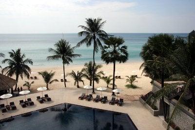 Tsunami blamed for Phuket beach encroachment confusion | The Thaiger
