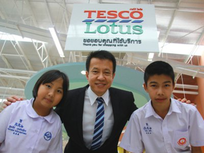Tesco launches 'green bag' project in Phuket | The Thaiger