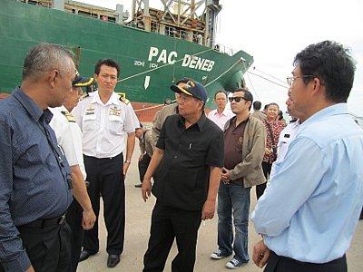 Phuket port expansion to get Cabinet push: Kittisakdi | The Thaiger