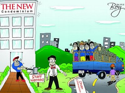 Phuket's 'labor shortage' more imagined than real | The Thaiger