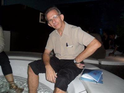 Yvon Van Eyersen cremated in Phuket | The Thaiger