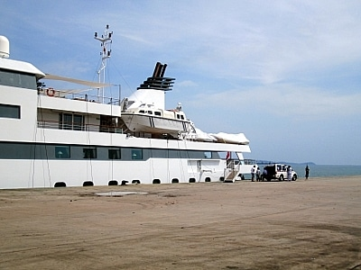 Swede found dead on superyacht in Phuket | The Thaiger