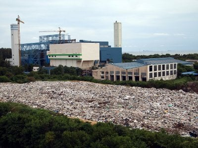 Second Phuket incinerator 'onstream by March'   The Thaiger