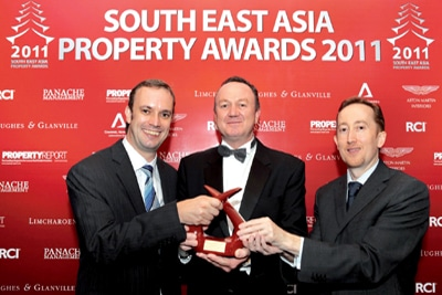 Phuket Property Briefs – Village wins again; luxury movie; private jet facility | The Thaiger