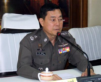 Phuket Police chief transferred | The Thaiger