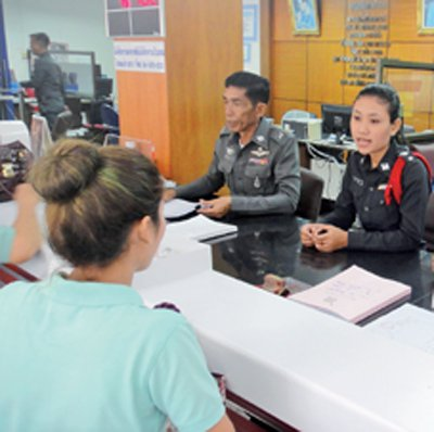 Phuket's 'special case' officer ready for duty | The Thaiger