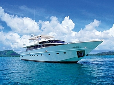 Phuket Lifestyle: Asia is seventh heaven for Chapman's yacht designs | The Thaiger