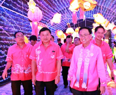 'Colorful Phuket Countdown 2012' now underway | The Thaiger