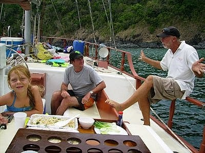 Phuket yachting community remembers lost sailor | The Thaiger