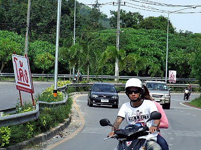 Phuket New Year road toll battered as three die | The Thaiger