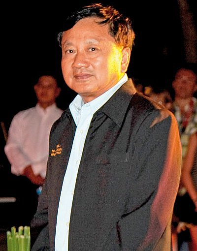 A New Year's message from the Phuket Governor | The Thaiger