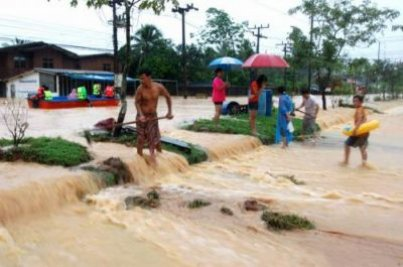 Phuket Media Watch: Disaster status declared amid floods in South; Phuket not severely affected | The Thaiger