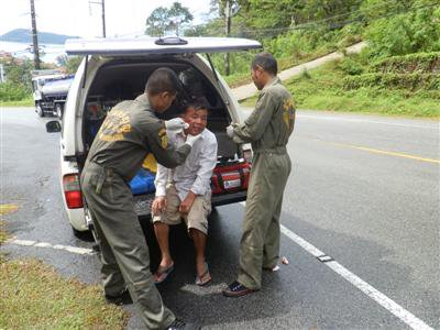 Russian woman dies in Phuket motorbike accident | The Thaiger