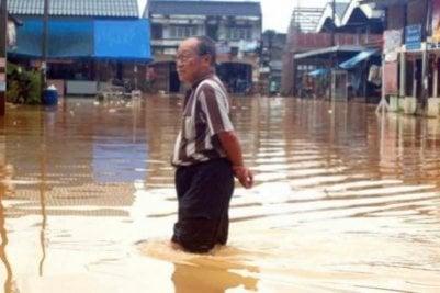 Phuket Media Watch: Flood, landslide warnings for South Thailand | The Thaiger