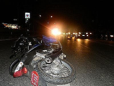 Phuket Roads: Another biker critically injured in hit-and-run | The Thaiger