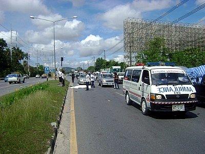 Phuket Roads: Swiss man, 56, killed in Phuket motorbike crash | The Thaiger