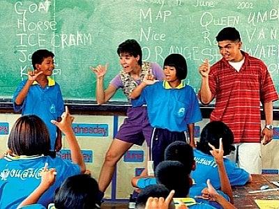Phuket celebrates National Teachers Day | The Thaiger