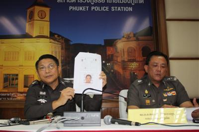 """Phuket Police arrest alleged gunman in """"Ae Inside' murder   The Thaiger"""