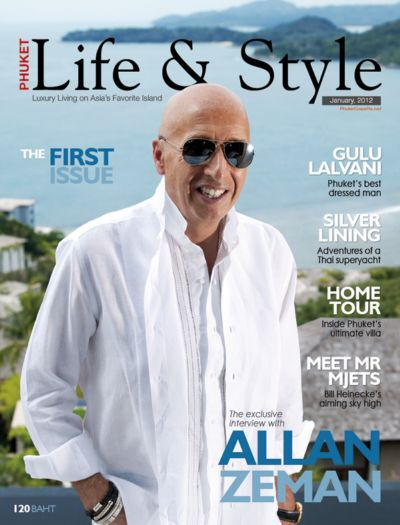 Countdown to 'Phuket Life & Style': Launch issue hits the streets today | The Thaiger