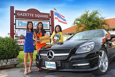 Phuket Events: New vehicle for tickets in Phuket | The Thaiger